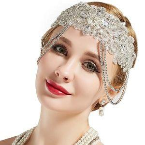 Art Deco Headband Flapper Bridal Headpiece NWT